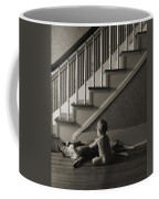 Belly Scratch Coffee Mug
