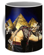 Bellydance Of The Pyramids - Rachel Brice Coffee Mug