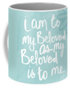 Beloved Coffee Mug by Linda Woods