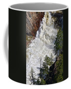 Below The Dam Coffee Mug