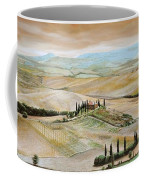 Belvedere - Tuscany Coffee Mug