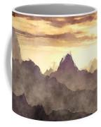 Belzoni Mountain Range Coffee Mug