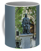 Ben Franklin At The University Of Pennsylvania Coffee Mug