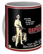 Ben Gazarra British 4 Sheet Theatrical Poster Capone 1975 Color Added 2016 Coffee Mug