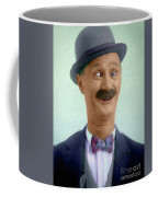 Ben Turpin, Vintage Comedy Actor Coffee Mug