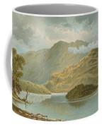 Ben Venue And Ellen's Isle   Loch Katrine Coffee Mug