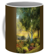 Bench - I Had This Dream And It All Began Coffee Mug