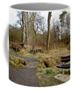 Bench In Polkemmet Park. Coffee Mug