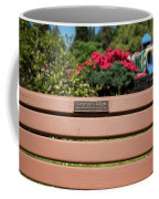 Bench In Steelhead Park Coffee Mug