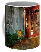 Benched In Fairhope Alabama Coffee Mug