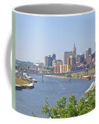 Bend In The River Coffee Mug