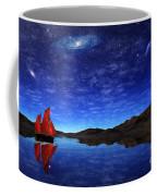 Beneath A Jewelled Sky Coffee Mug