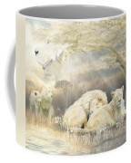 Beneath The Acacia Tree Coffee Mug