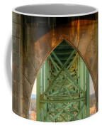 Beneath The Bridge Coffee Mug