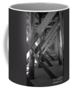 Beneath The Docks Day Coffee Mug