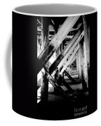 Beneath The Docks Night Coffee Mug