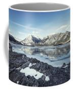 Beneath The Frozen Sky Coffee Mug