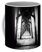 Beneath The Pier Coffee Mug