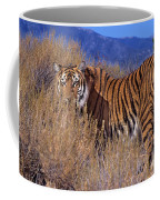 Bengal Tiger Endangered Species Wildlife Rescue Coffee Mug