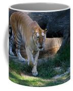 Bengal Tiger On The Prowl Coffee Mug