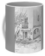 Benidorm Spain Store Front Coffee Mug