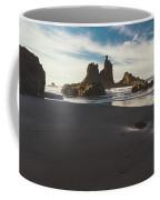 Benijo Beach Coffee Mug