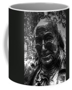 Benjamin Franklin Memorial Coffee Mug