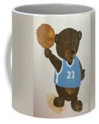 Benny Bear Basketball  Coffee Mug