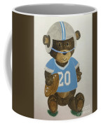 Benny Bear Football Coffee Mug