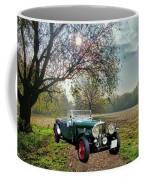 Bentley On A Country Road Coffee Mug