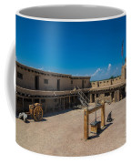Bent's Fort Courtyard Coffee Mug