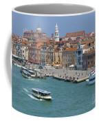Benvenuto Venice Coffee Mug