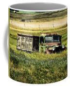 Bereft In A Field Coffee Mug