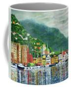 Bergen Harbor Coffee Mug