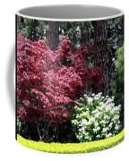 Beringer Winery Gardens Coffee Mug