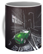 Berkley Sports Car Coffee Mug