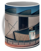 Berlin - Academy Of The Jewish Museum Coffee Mug