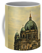 Berlin Architecture Coffee Mug by Jon Berghoff