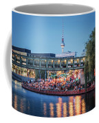 Berlin - Capital Beach Bar Coffee Mug