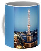 Berlin - Funkturm Coffee Mug