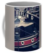 Berlin - Historischer Hafen Coffee Mug