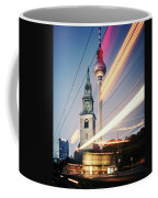 Berlin - Karl-liebknecht-strasse Coffee Mug
