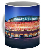 Berlin - Mercedes-benz Arena Coffee Mug