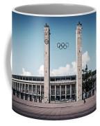 Berlin - Olympic Stadium Coffee Mug