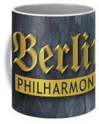Berlin Philharmonic Coffee Mug