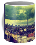 Berlin Skyline And Roofscape Coffee Mug