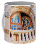 Bermuda Balcony Coffee Mug