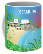 Bermuda Horizontal Scene Coffee Mug