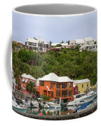 Bermuda Waterside Scene Coffee Mug