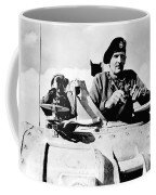 Bernard Law Montgomery Coffee Mug by War Is Hell Store